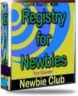 Registry for Newbies