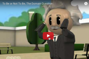 To Be or Not To Be Domain Question