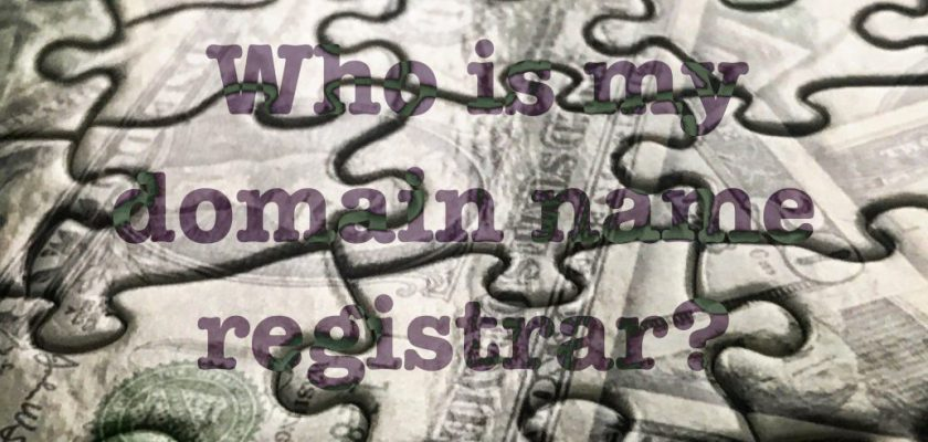 How to Find Your Domain Name Registrar: Whois Search
