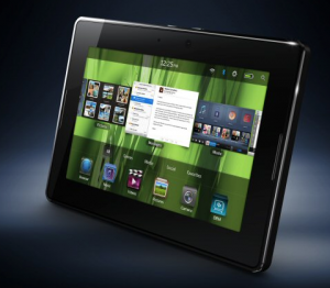 Blackberry Playbook Tablet from RIM