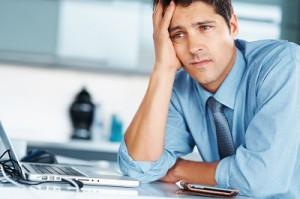 business work stress