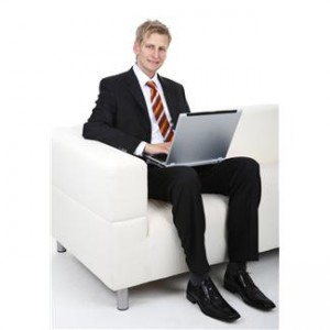 man-in-chair