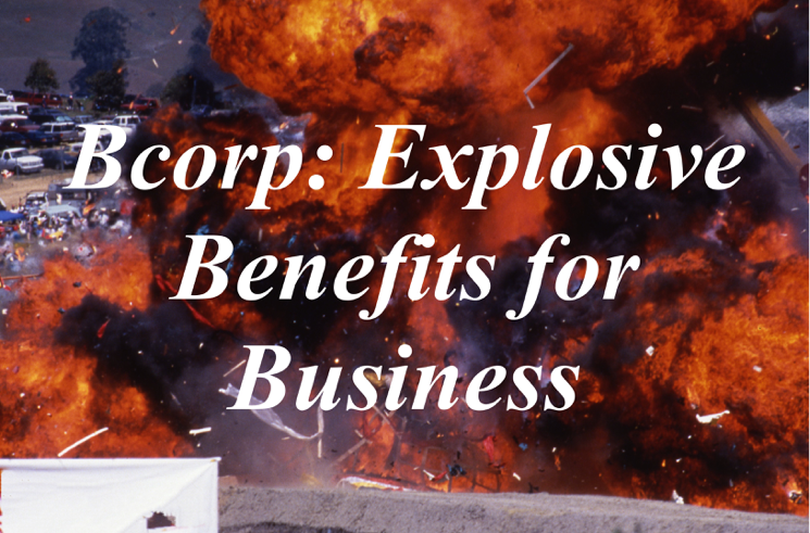 Benefit Corporation Bcorp for Socially Conscious Business