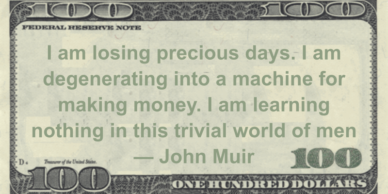 Ten Money Quotes to Inspire Business Success
