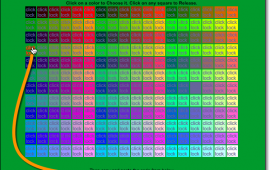 HTML Color Chart: Visually Choose Colors