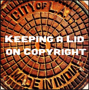 Keeping a Lid on Copyright Manhole Cover WebSite101